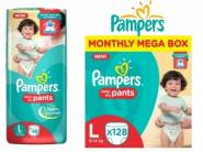 Good Discount - Diaper Monthly Packs Upto 35% Off