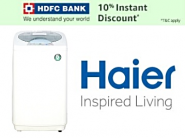 Mega Seller - Haier 5.8 kg Fully-Automatic Top Loading Washing Machine