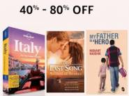 Ultimate Collection:- Book Market, Min. 40% - 80% off on Popular Books