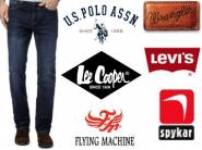 Top Brand Jeans [Lee, Levi