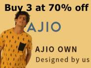 Big DEAL:- Buy Any 3 T-shirts at Min. 70% off + Rs. 200 Paytm Cash
