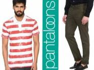 Flat 73% off on Urban Eagle by Pantaloons starts from Rs.157