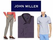 [Best Selling] John Miller Shirts, Jeans & Polos Min. 60% Off