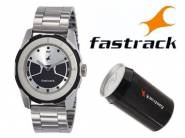 Fastrack Analog Dial Watch at just Rs.1795 + FREE Shipping