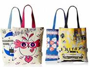 Flat 75% Off : Canvas Katha Tote Bag Pack of 2 at Rs.149