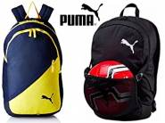 Get Puma Backpack Min. 70% Off Or More + FREE Shipping