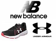 Big Deal:- New Balance & Under Armour at 50% off + Rs. 200 Cashback