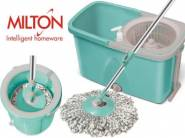 Lowest Ever :- Spotzero By Milton Spin Mop Set at Flat 50% off [Check PC]