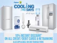 Flipkart Cooling Day: Branded AC, Fan & more at Extra 1250 Off [Standard Chartered]