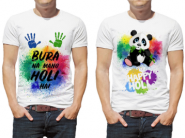 Holi Special - Amazon Holi T-Shirts at Up to 70% Off