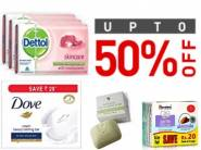 Best Buy:- Top Brand Soaps at Up to 50% off + Free Shipping