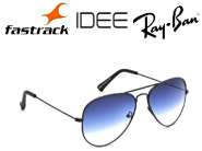 Best Styles - Rayban, IDEE, Fastrack Sunglasses Minimum 40-50% Off