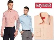 Bumper Deal:- RAYMOND Shirts at Flat 80% off [Select Sizes] + UPI Offer
