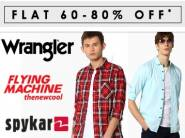 Big Deal:- Top 4 Premium Brand Shirts at Flat 60% - 80% off [More Inside]