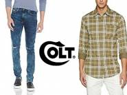 Steal Deal : Colt Clothing at Flat 50% off From Rs.125