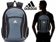 Adidas Onix, Black and White Casual Backpack at Flat 66% OFF