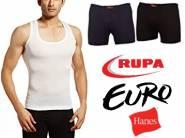 Rupa, Euro & More Frontline Men