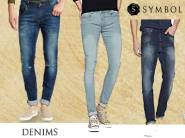 Extra 20% Code:- Symbol Denims at Flat 60% off [ Bulk Offers to Choose]