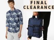 Flat 80% off on Ajio Fashion & Accessories starts from Rs.380 [PAYTM OFFER]