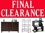 Furniture Clearance Sale Is On : Upto 80% off + Extra 10% cashback