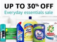 Everyday Essential Sale - Upto 30% off on Daily Use Products