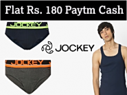 Limited Stocks - Jockey Innerwear Starting at Just Rs. 48 [Including Shipping]