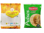 Dhampure Sulphurless Sugar (1 kg) At Rs.1