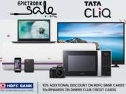 Epictronic Sale : The Sale is Back : Great Ofers On Phone, Laptops & Others