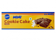 Pillsbury Cookie Cake Minis, 11g (Pack of 6) at Rs.10
