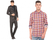 STEAL - Arrow Polo T-Shirts, Trousers & Shirts Starts at Rs. 400 Only