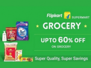 Groceries From Rs. 1 [ Buy 1 Get 1 Free + 9% FKM CB ]