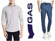Loot : Flat 80% off on GAS Clothing [Rare Discount]