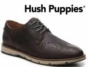 Stock Added:- Hush Puppies Footwear Min. 65% + Free Shipping