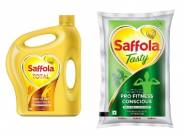 Saffola Oils Up To 25% Off + 10% Off + Extra 10% Off + Extra Cashback
