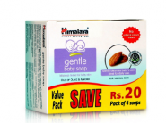 Himalaya Gentle Baby Soap Value (Pack Of 4) at Just Rs. 95