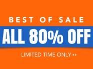 Big Deal Live:- Flat 80% Discount on Top Brands + HDFC Offer