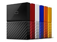 Big Discount - WD My Passport 4TB Portable External Hard Drive