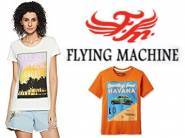 Flying Machine Clothing at Upto 75% OFF