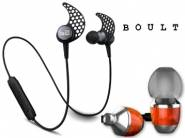 Big Discount:- Boult Bluetooth Headphones at Min. 80% off