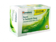 [26% Claimed] Himalaya Soap, 125gm (Pack of 4) with Save Rs.20