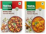Pantry: Flat 50% Off On TATA Mixed Spices and Masalas Starts At Rs.16