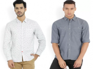 Upto 80% Off: Lee Men