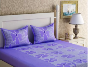 Upto 87% Off On Double Bedsheet Starts At Rs.248