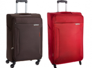 American Tourister Luggages From Rs. 3369 + Flat Rs. 1000 Cashback