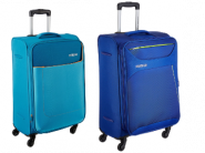 Min 60% Off : American Tourister Softsided Cabin Luggage At Rs.2999