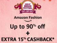 Updated:- Big Brands Up to 90% Off + Extra 15% Cashback with No Shipping