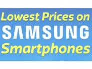 Crazy Deal on Samsung Smartphones + Extra Rs. 2500 Via HDFC Cards & Bonus Offer