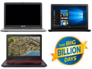 Asus, Dell, Hp & More Laptops at Upto 45% OFF + 10% Instant Discount