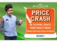 Price Crash Deals at Minimum 70% - 80% Off + Extra Discounts