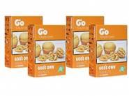 Best Seller:- GO Organic Light Broken Walnuts 1Kg at Rs. 699